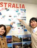 ワーキングホリデー協会大阪オフィス 店内写真